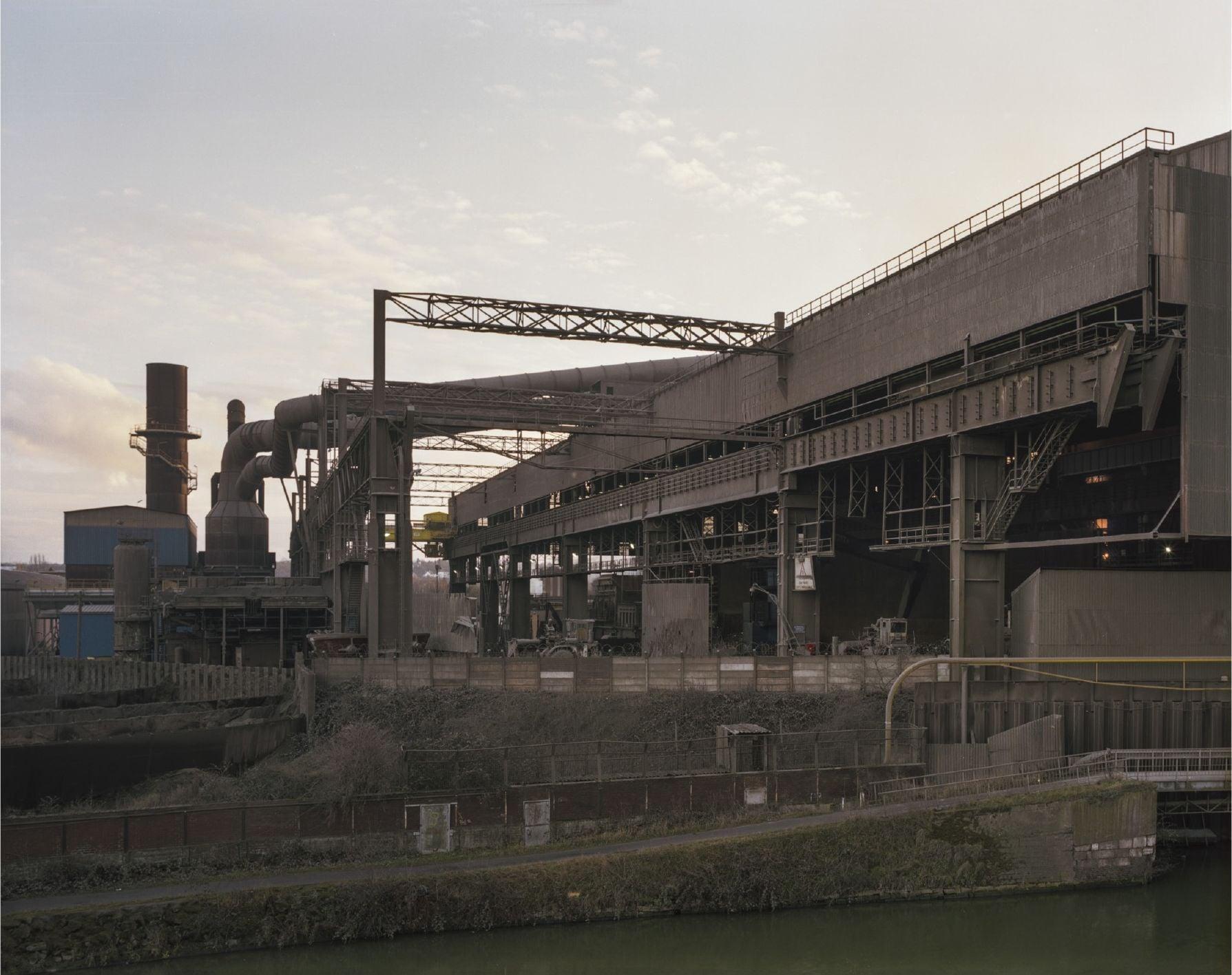 Elektrostahlwerk - Electric steel plant
